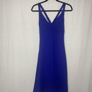 Columbia Blue Maxi Dress